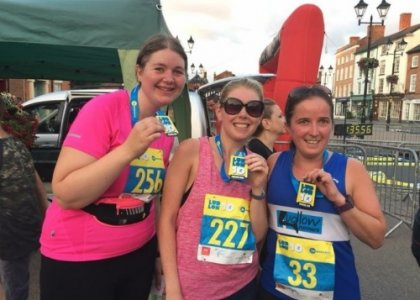 Walk to Run Group Success Stories