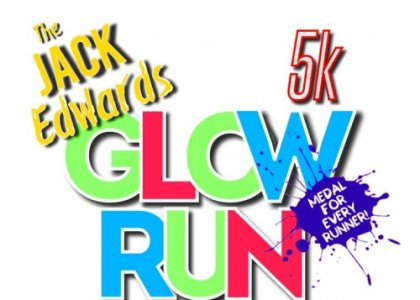 Jack Edwards Glow Run